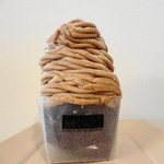 パティスリー・ カー・ヴァンソン - 料理写真:デゥミモンブラン 500円!
