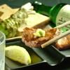 炭火焼肉 貴仙 - 料理写真:生わさびをつけて・・・
