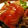 味自満 - 料理写真:揚げてびちソース ズーム