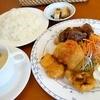 けやきカフェレストラン - 料理写真:ある日の日替わりランチ ¥840