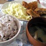 ヤマタツ - お家で揚げ物定食