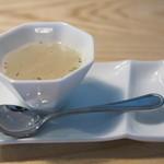 コテ カフェ - 週替わりランチ・プチスープ