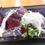 多田水産 - カツオのたたき480円
