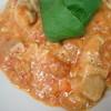 ララパスタ - 料理写真:香川県産健味鶏とモッツァレラチーズのトマトクリーム ¥1,380
