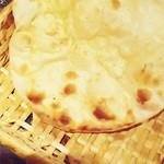 14838438 - ピタパンのようなパン。