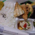 コッヘン白壁 - 料理写真:日替わり弁当(大)¥390