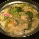 14857887 - 水炊き餃子
