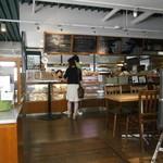 ブックオフカフェ 白金台店 -