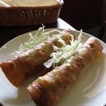 ロシータ - タコス  カリッと美味しい!