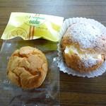 杉野菓子店 - 料理写真:3時のオヤツ♪