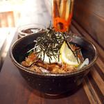 タイショウ - ランチガイヤーン丼 1000円ドリンク付