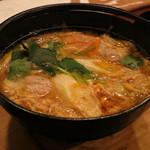 鼎 - 肉豆腐 醤油味