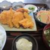 ぐしけんそば - 料理写真:白身魚定食