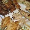 稲毛屋 - 料理写真:焼鳥盛り合わせ。