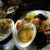 豆のや - 料理写真:自然食バイキング。