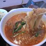 清香園 - 辛々温麺