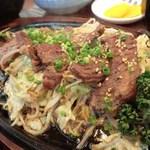 清香園 - ランチ:牛タン定食(並)