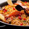 カリビアン パイレーツ - 料理写真:魚介のパエリア