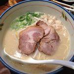 麺や純氣 - 【初訪】純氣そば(680円)