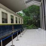 LYS - 駅舎を模したと思われる展示館
