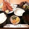 京屋 - 料理写真:海老フライ定食