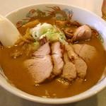 さっぽろ純連 - 味噌チャーシュー麺