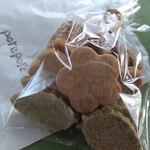 お菓子のポレポレ - クッキー詰め合わせ