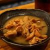 ささもと - 料理写真:串煮込み(2串420円)