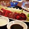 鴨也 - 料理写真:刺身盛り合わせ