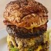 ソウルダイナー - 料理写真:SOUL DINER の絶対王者!! 『ソウルキングバーガー』 このボリュームと味は必見です!!