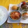 マザーズ農場 - 料理写真:ウィークリーランチ。サラダバー、スープバー付