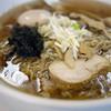 五色 - 料理写真:軍鶏そば味玉トッピング~☆