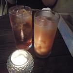 バー シェルター - フォションオレンジ?600円