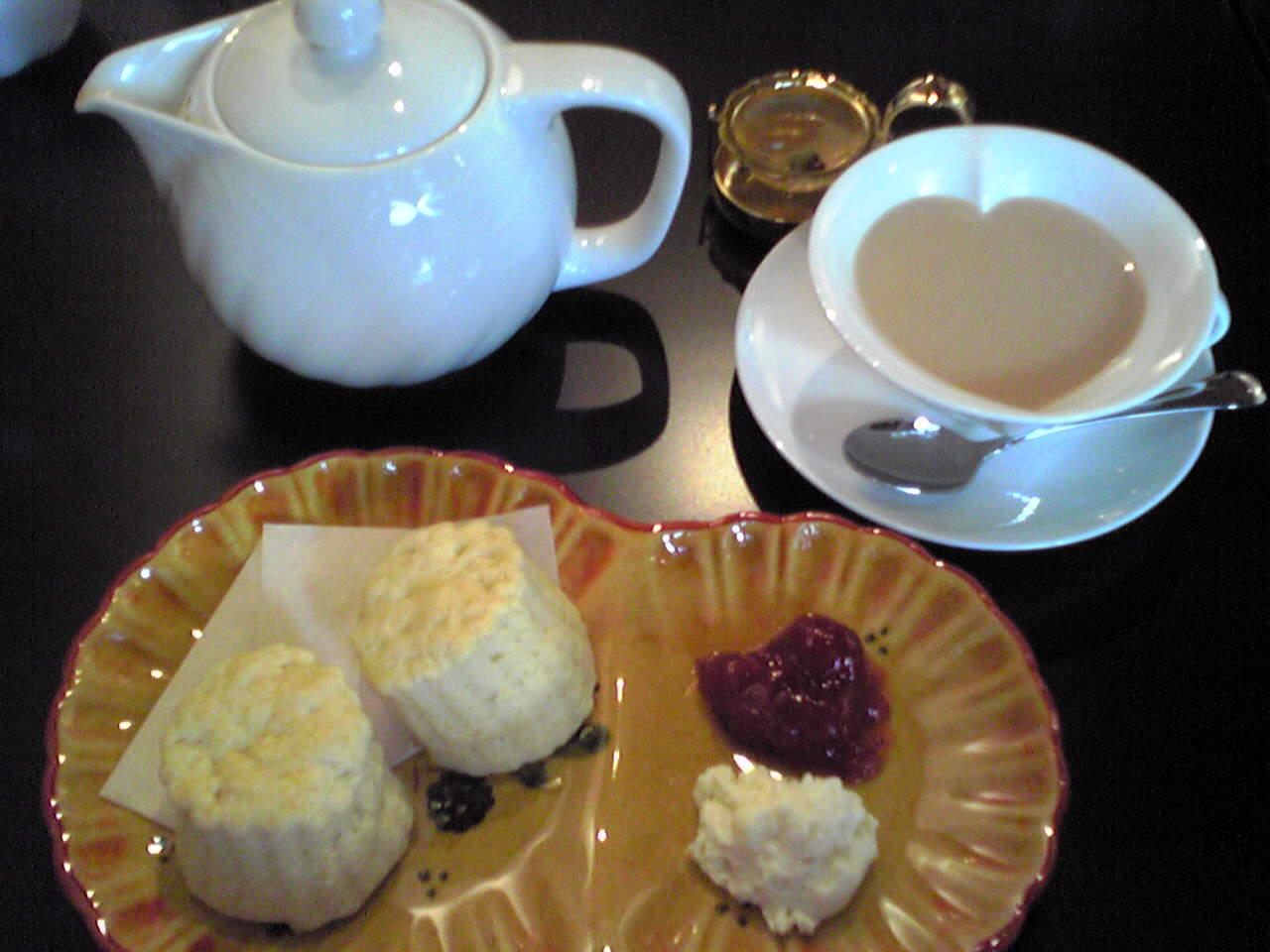 紅茶専門店チャチャドロップ