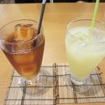 タモーチェ - ウーロン茶とグレープフルーツジュース