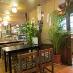 大松 - 町の定食屋といった雰囲気。