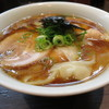 支那そばや本店 - 料理写真:山水地鶏 ワンタン麺