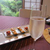 フランス料理 颯香亭 - 料理写真:ノンアルコールのシャンバン