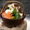松迺家 - 料理写真:松茸と鱧の土瓶蒸し!!