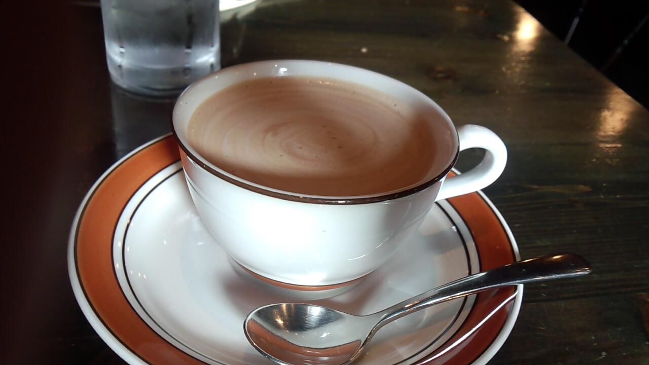 コーヒーショップ マーレイ