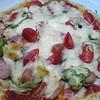 うまいもの屋土居 - 料理写真:トマトソースのピザ【うまいもの屋 土居】