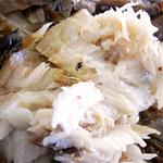 ふしみ食堂 - 脂ののったサバの塩焼き
