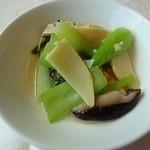 トゥーランドット - 青菜炒め