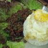 ぴぃすぅあ - 料理写真:ガパオムーサップ。3日間のイベントでもリピートがあるほどの人気メニュー。