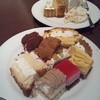 SWEETS PARADISE 90 min - 料理写真:秋らしいケーキがたくさん♪