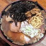 14992599 - 豚骨しょうゆ(並¥650)9/24/2012