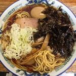 14992603 - 醤油ラーメン(並¥650)9/24/2012