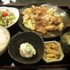季節料理 なごみの里 - 料理写真:豚バラ野菜炒め定食