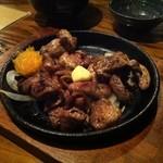番鳥 - 料理写真:田舎鶏