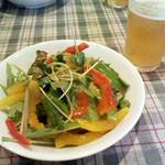ベントルナート - サラダ